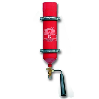 Jockel CO2 sprinkler brandblusser 5 kg